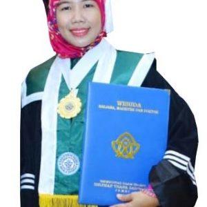 Alumni STITQI Menyandang Gelar Doktor