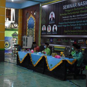 Perbankan Syari'ah Sangat Berpengaruh Bagi Pertumbuhan Ekonomi Indonesia